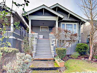 Historic 2BR in Madrona, Near Bus