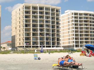 Sea Marsh II 404 vacation condo