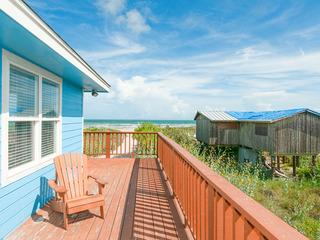 Beachfront 4BR w/ Wraparound Deck & Gulf View