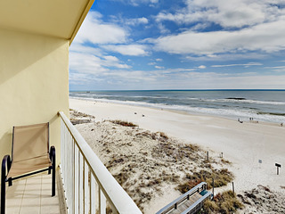 2BR Beachfront Condo w/ Pool