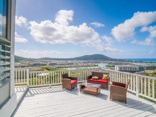 Hawaii Kai 4BR w/ Wraparound Lanai & Ocean Views