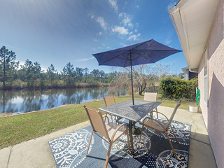 Waterside 3BR in Gated Community