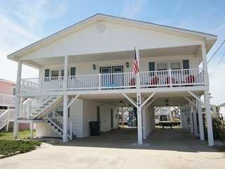 At Southern Marsh vacation rental