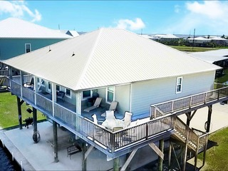 Hooked #106- Grand Isle Home