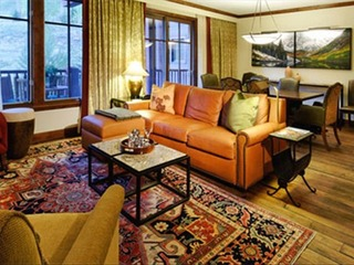 Ritz Carlton Club Aspen 2 Bedroom