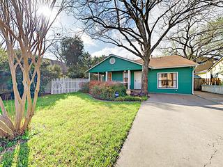 1802 Kinney Avenue Home