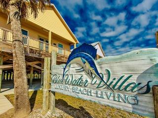 Blue Water Villa E #2685