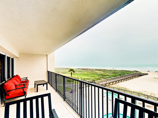 2BR w/ Pool, Hot Tub & Gulf Views