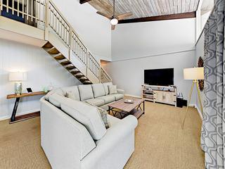 Fairway Lane Villa at Sea Pines – Steps to Beach