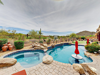 Las Sendas 4BR w/ Private Pool, Putting Green