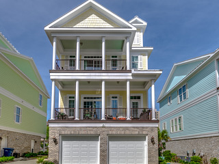 """Landyns Beach House"" 312SB (4 Bedroom, Sleeps 10)"