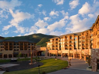 Best view of Canyons Village, steps away from the slopes