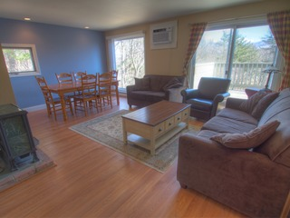 Stowe Mountainside Condo