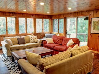 Norwegian Lane Cabin