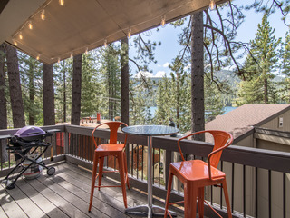 3BR at Donner Lake w/ Private Beach