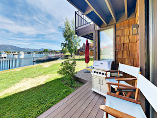 3BR Tahoe Keys w/ Mountain & Marina Views