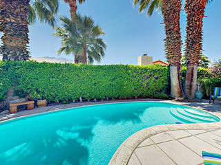3BR/3BA Spanish-Style Pool/Jacuzzi in Palm Springs