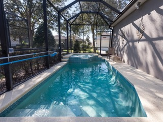W090- Luxury 4 Bedroom Vacation Home in Kissimmee