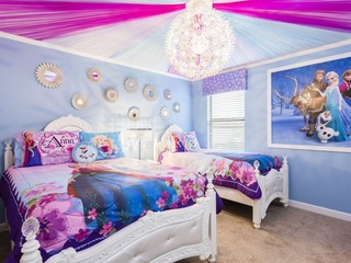 CG025- 8 Bedroom Villa on Championsgate