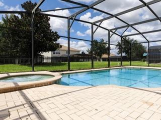 WH002- 6 Bedroom Pool Home at Windsor Hills Resort
