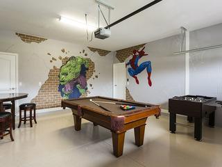 CG019- 8 Bedroom Luxury Villa On Championsgate