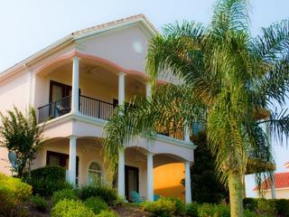 W087- 4 Bedroom Vacation Home in Reunion Resort