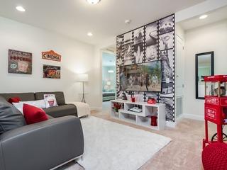 EC180- 8 Bedroom Modern Villa at Encore Resort