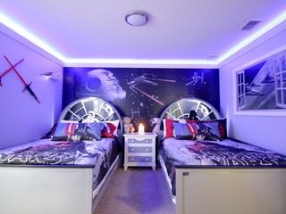 CG014- 8 Bedroom Luxury Villa On Champions Gate