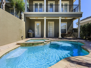 W140- 4 Bedroom Golf View Home on Reunion Resort