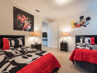 EC207- 6 Bedroom Encore Resort Pool Home