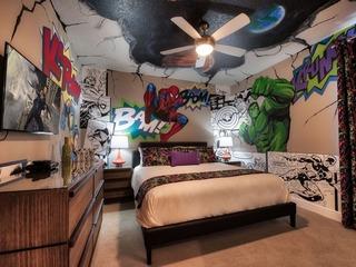 EC233- Contemporary 8 Bedroom Encore Villa