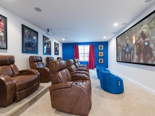 12 Br Encore Pool Villa With Theater Room- EC211