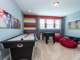 EC203- 6 Bedroom Encore Villa With Games Room