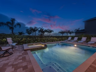 EC172- 6 Bedroom Pool Home at Encore Resort