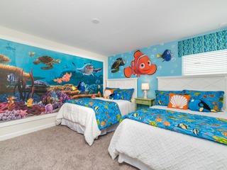 CG037- 8 Bedroom Villa at Champions Gate