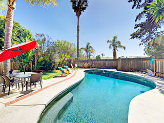 Tranquil 4BR in Hills of Clairemont