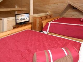 A Suite Mountain Retreat- 2 Bedrooms, 1 Baths, Sleeps 6