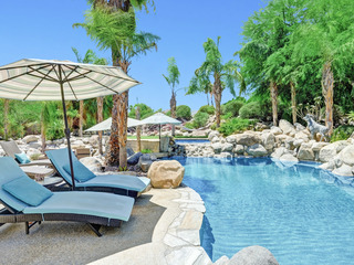 Palm Desert Villa Paradise w/Pool, Spas & Casitas