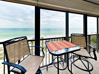 Posh 1BR Condo on the Gulf