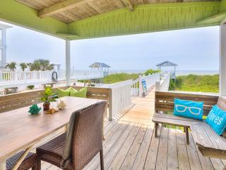 5BR w/ Private Beach Boardwalk