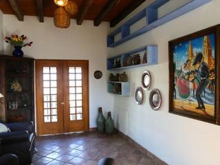 Casa de Los Paj...errace Suite
