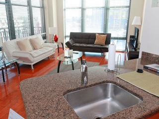 Waterfront Baltimore 2Br Furnished Apartment