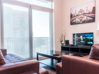 2Br Fully Furnished Apartment in downtown- Great location