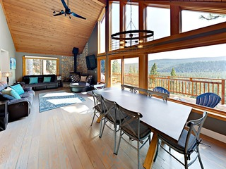 New Listing! 4BR w/ Deck & Stunning Mt. Views