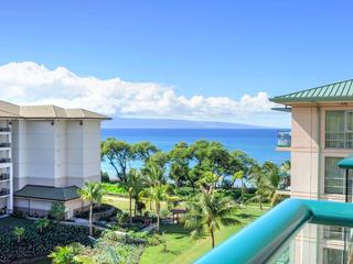 Honua Kai- Hokulani 612- Great Ocean View! 2b/2b