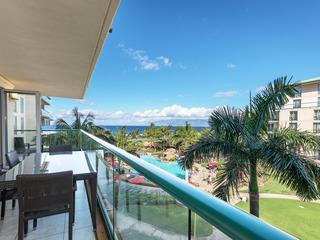 Honua Kai- Hokulani 409- Amazing Ocean Views! 2b/2b