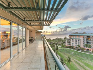 Honua Kai- Hokulani 836- Ocean Views & Huge Party Lanai! 2b/2b