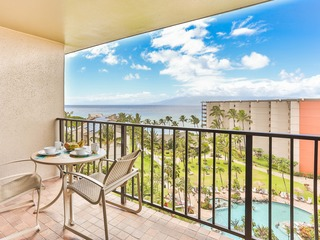 Kaanapali Shores- 943- Panoramic Ocean View! 1b/1b