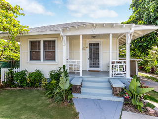 Pair of 2BR Hawaiian Cottages