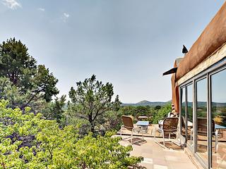 Pueblo-Style 2BR w/ Terrace- Enjoy Sunset Views!